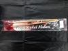 1 Paar Vibraphon Professional, rot, soft, Rattan-Stiel, NEU