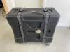 Hardcase für Snare, 6 Becken, Pedal und Hardware